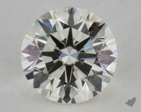 1.30 Carat J-SI2 Excellent Cut Round Diamond
