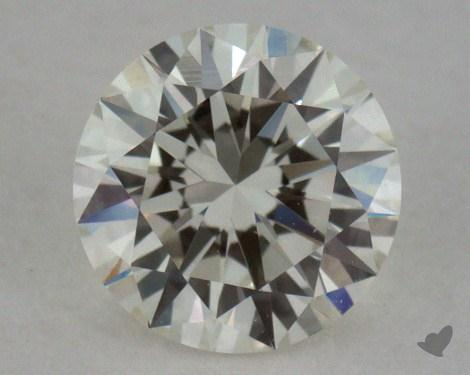 0.50 Carat K-VVS2 Excellent Cut Round Diamond