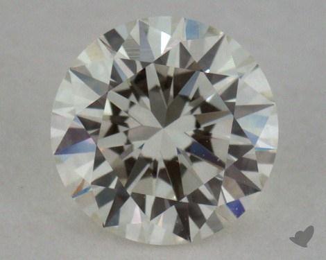 0.50 Carat K-VVS2 Excellent Cut Round Diamond