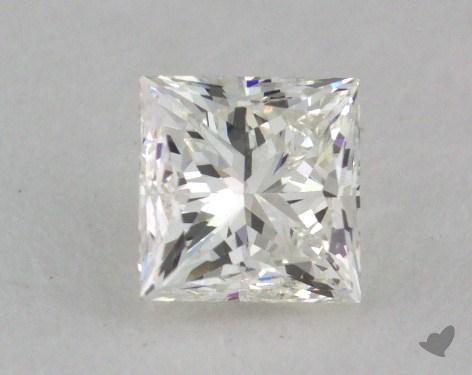0.50 Carat J-SI1 Very Good Cut Princess Diamond
