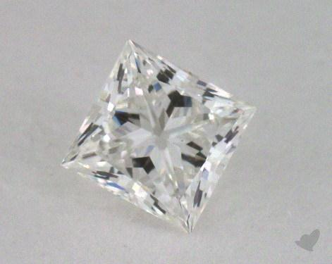 0.61 Carat G-VS2 Princess Cut  Diamond