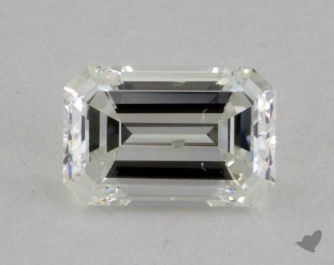 0.98 Carat G-I1 Emerald Cut Diamond