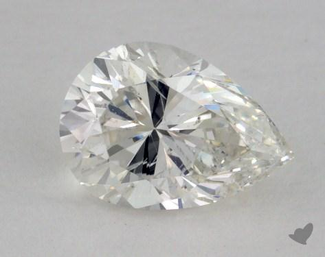1.16 Carat I-SI2 Pear Shaped  Diamond