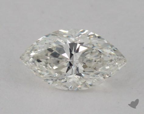 1.18 Carat H-SI1 Marquise Cut Diamond