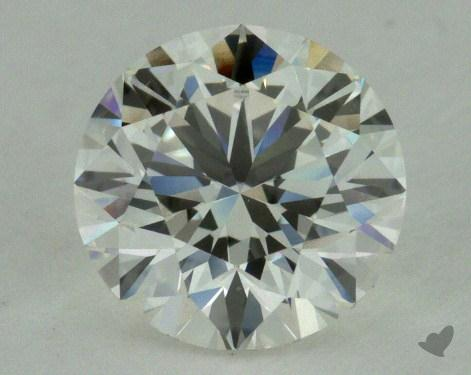 1.03 Carat H-VS2 Ideal Cut Round Diamond