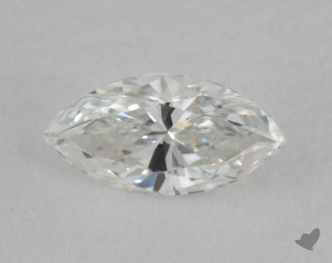0.31 Carat H-VVS1 Marquise Cut  Diamond