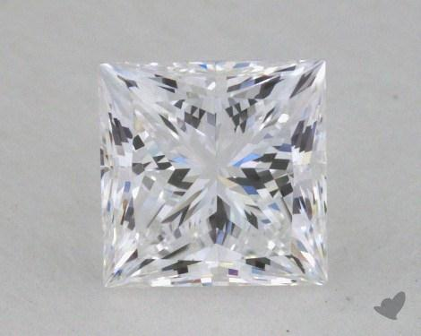 0.75 Carat D-VVS1 Ideal Cut Princess Diamond