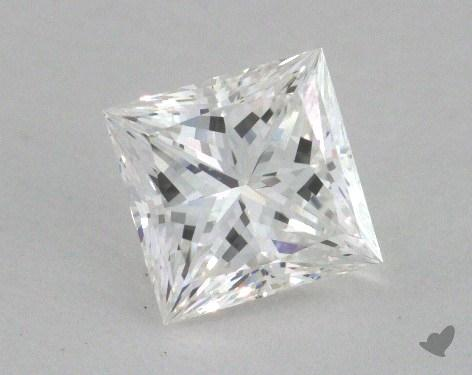 1.09 Carat G-VS1 Princess Cut  Diamond