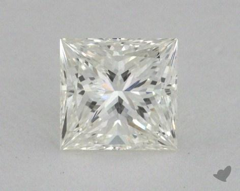 1.06 Carat I-VVS2 Ideal Cut Princess Diamond