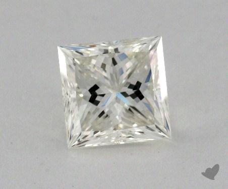 1.03 Carat J-VS1 Ideal Cut Princess Diamond