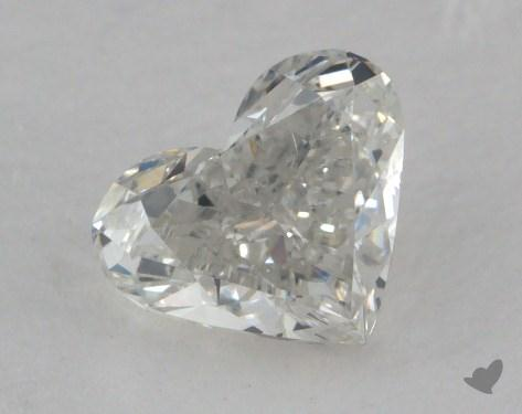 1.01 Carat H-VS2 Heart Shaped  Diamond