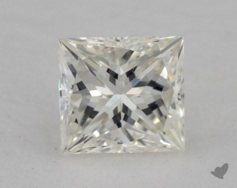 0.32 Carat J-VS2 Good Cut Princess Diamond