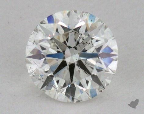 1.03 Carat G-SI2 Excellent Cut Round Diamond