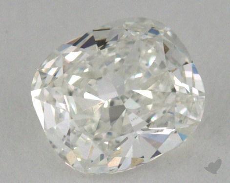 0.73 Carat H-VVS2 Cushion Cut Diamond