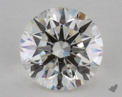 1.30 Carat H-SI1 Excellent Cut Round Diamond