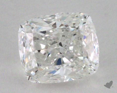 1.04 Carat F-VS1 Cushion Cut Diamond