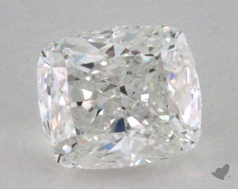 1.04 Carat F-VS1 Cushion Cut Diamond