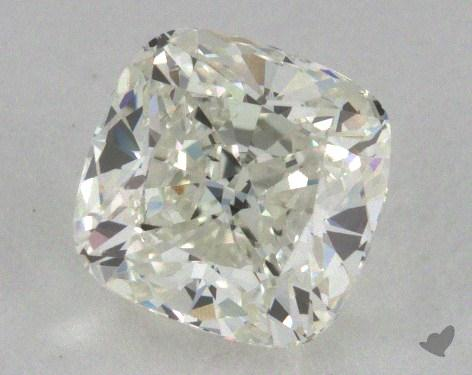 1.02 Carat J-SI1 Cushion Cut Diamond