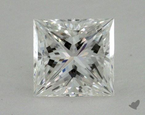 1.13 Carat F-IF Ideal Cut Princess Diamond