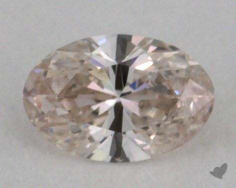 0.30 Carat I-SI2 Oval Cut Diamond