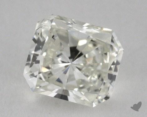 1.48 Carat J-VS2 Radiant Cut Diamond