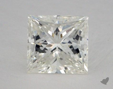 1.71 Carat I-VS2 Very Good Cut Princess Diamond