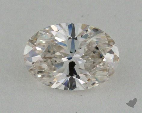 0.73 Carat I-VS2 Oval Cut Diamond