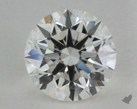 1.37 Carat G-VS1 Excellent Cut Round Diamond