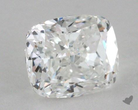 1.24 Carat F-VS2 Cushion Cut Diamond