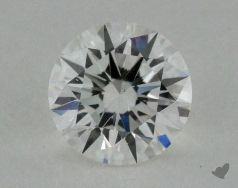 0.70 Carat G-VS2 Excellent Cut Round Diamond 