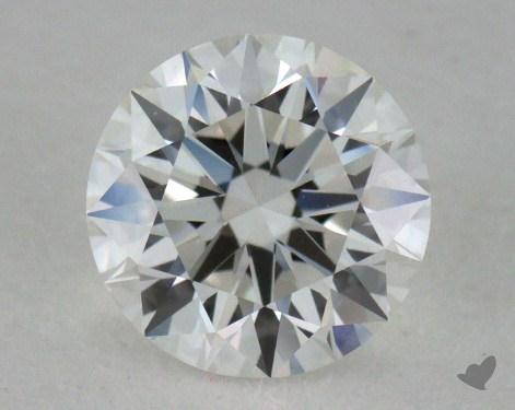 0.90 Carat G-VS1 Excellent Cut Round Diamond