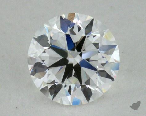 0.70 Carat E-VVS2 Very Good Cut Round Diamond