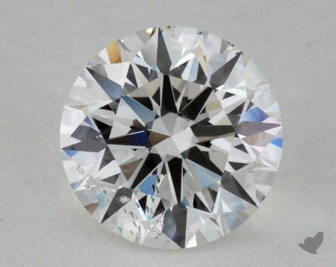 1.60 Carat E-SI2 Excellent Cut Round Diamond