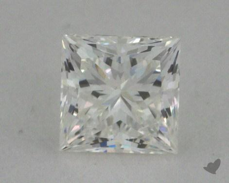0.58 Carat I-VS1 Princess Cut  Diamond