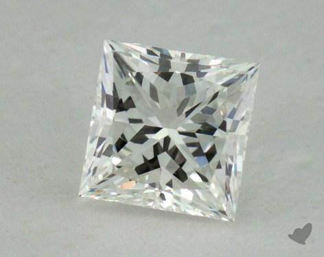 0.70 Carat H-VVS2 Princess Cut Diamond
