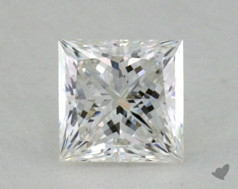 0.70 Carat G-VVS2 Very Good Cut Princess Diamond