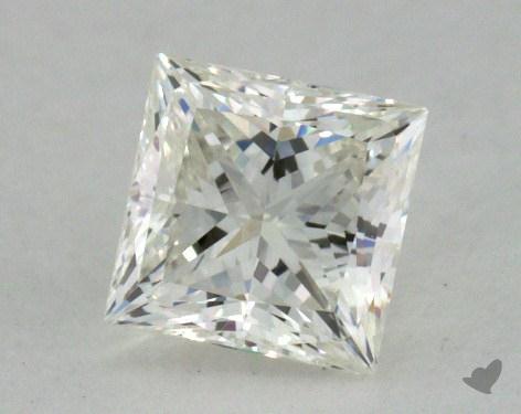 0.52 Carat I-VVS1 Ideal Cut Princess Diamond
