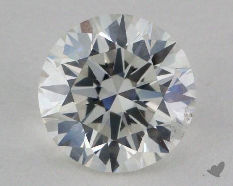 1.30 Carat H-SI2 Excellent Cut Round Diamond