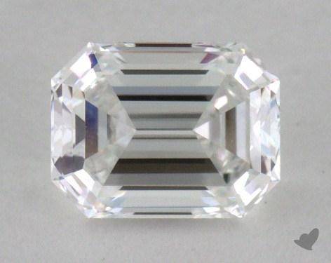 0.64 Carat E-VVS1 Emerald Cut Diamond