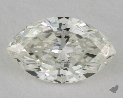 0.85 Carat I-VVS2 Marquise Cut Diamond