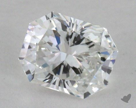 0.71 Carat E-IF Radiant Cut Diamond
