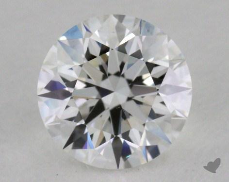 1.02 Carat F-VS2 Excellent Cut Round Diamond