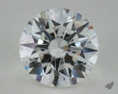 1.61 Carat F-SI1 Excellent Cut Round Diamond