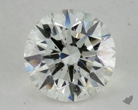 2.22 Carat I-SI2 Excellent Cut Round Diamond