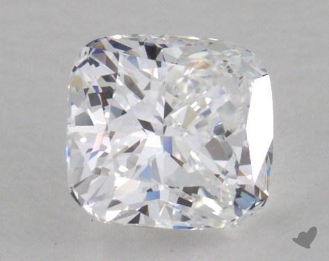 1.30 Carat D-VS1 Cushion Cut Diamond
