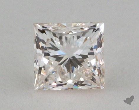 0.73 Carat J-VS2 Very Good Cut Princess Diamond