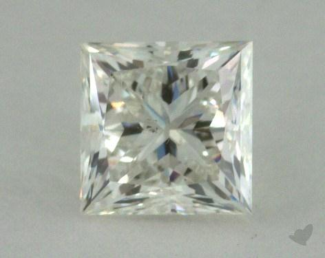 0.75 Carat J-SI1 Ideal Cut Princess Diamond