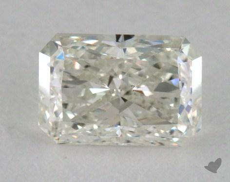 0.71 Carat I-VS2 Radiant Cut Diamond