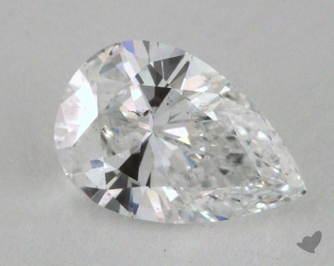 1.13 Carat D-SI2 Pear Shape Diamond