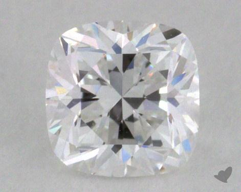 0.32 Carat D-VVS2 Cushion Cut  Diamond